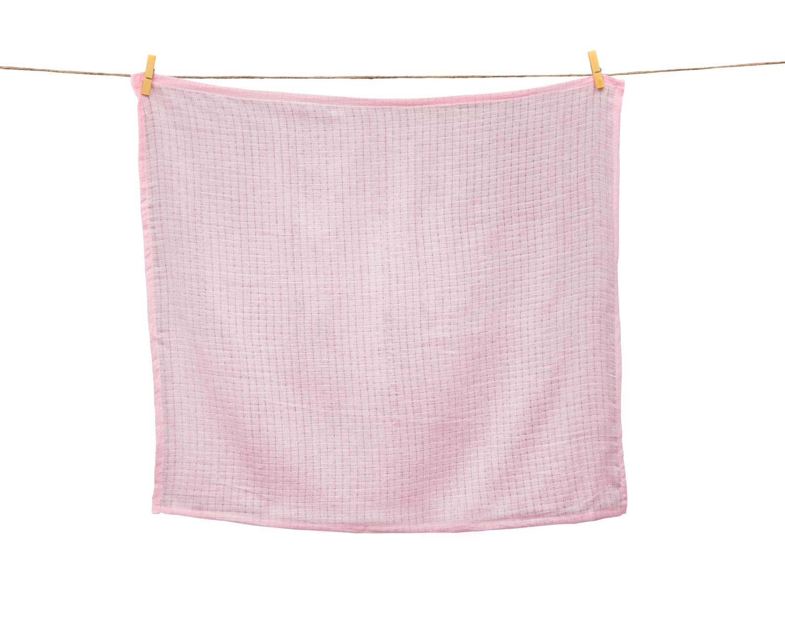 pieluchy tetrowe różowe Jukki