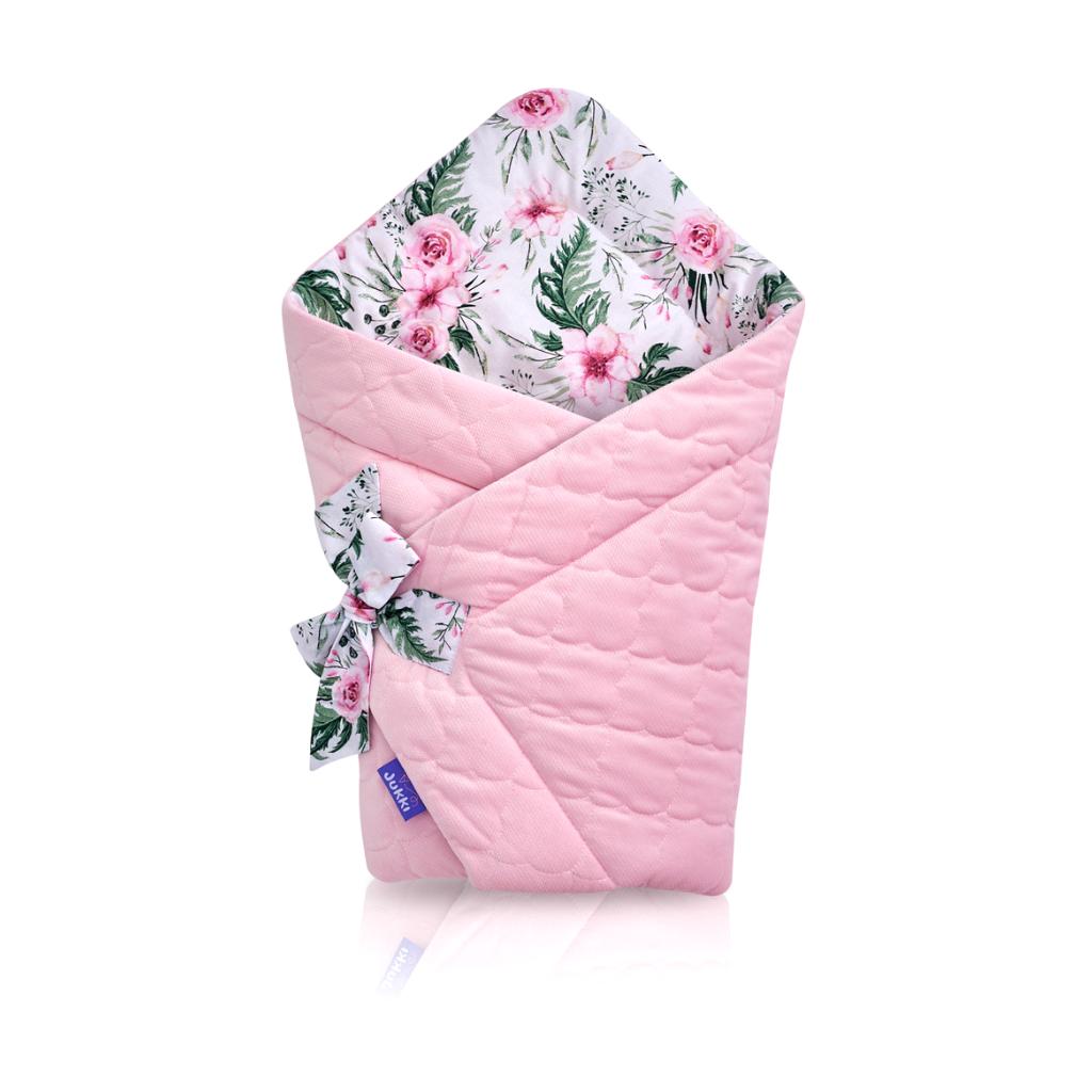 rożek-niemowlęcy-in-garden-pink-Jukki